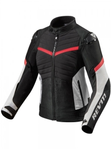 REV'IT kurtka ARC H20 lady black / white