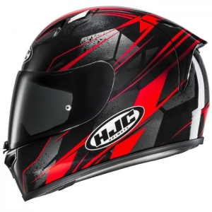 HJC kask FG-17 TOBA black/red