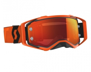 SCOTT gogle PROSPECT black/orange/orange chrome