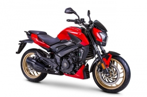 Motocykl Dominar 400 [red]