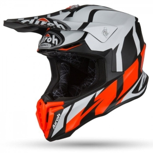 AIROH kask TWIST GREAT ORANGE MATT
