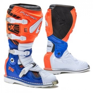 Forma buty TERRAIN TX orange/white/blue