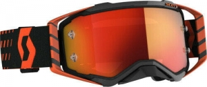 SCOTT gogle PROSPECT orange/black/orange chrome