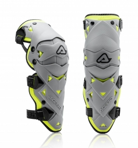 ACERBIS Nakolanniki EVO 3.0 grey/yellow