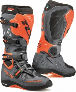 TCX buty COMP EVO 2 MICHELIN dark/grey/orange