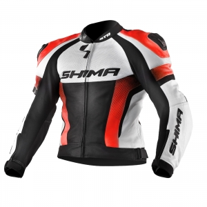 SHIMA kurtka STR red fluo