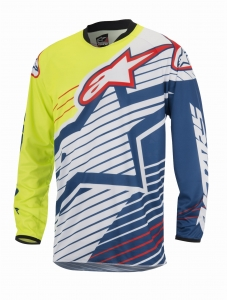 ALPINESTAR koszulka RACER BRAAP 527 off-road