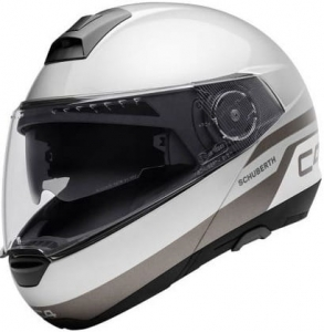 SCHUBERTH kask C4 PULSE silver