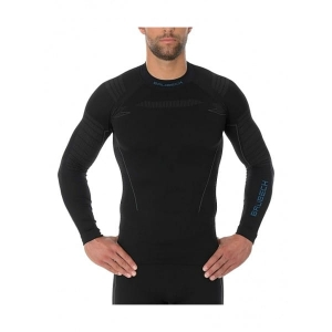 BRUBECK bluza THERMO man black