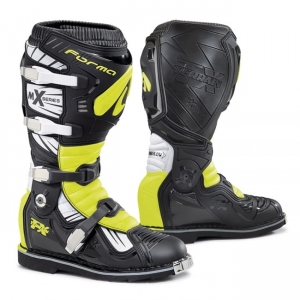Forma buty TERRAIN TX black/yellow