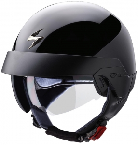 SCORPION kask EXO 100 black