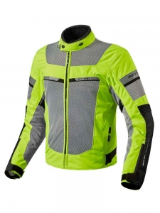 REV'IT kurtka TORNADO 2 HV neon yellow/silver