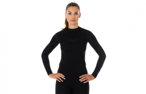 BRUBECK bluza THERMO lady black