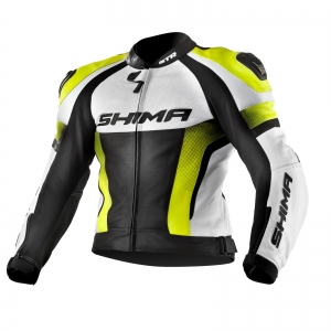 SHIMA kurtka STR yellow fluo