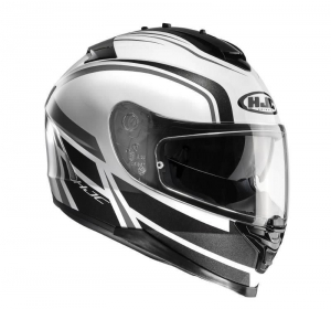 HJC kask IS-17 CYNAPSE black/gray