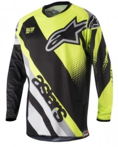 ALPINESTAR koszulka MX RACER SUPERMATIC 1511 off-road