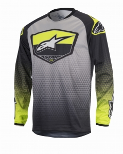 ALPINESTAR koszulka RACER SUPERMATIC 1435 off-road