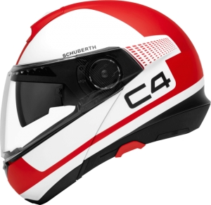 SCHUBERTH kask C4 LEGACY Red