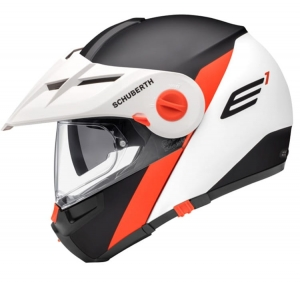 SCHUBERTH kask E1 GRAVITY orange