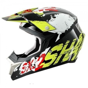SHARK kask SX2 off-road FREAK bl/gre/wht