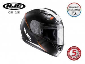 HJC kask CS-15 SPACE black/orange