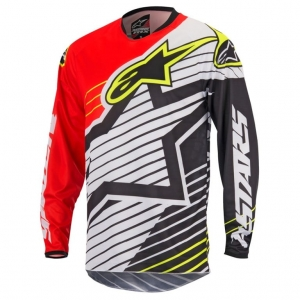ALPINESTAR koszulka RACER BRAAP 321 off-road