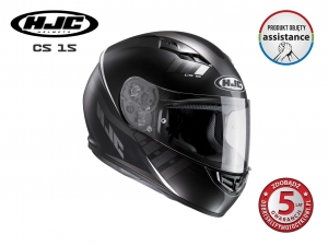 HJC kask CS-15 SPACE black/grey