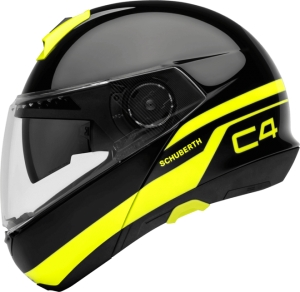 SCHUBERTH kask C4 PULSE black