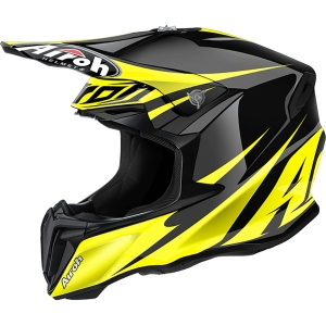 AIROH kask TWIST FREEDOM yellow gloss