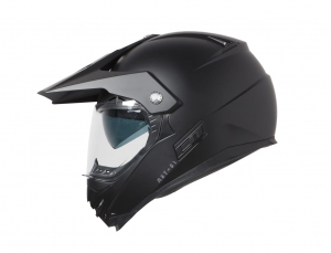 OZONE kask CROSS MXT-01 black mat