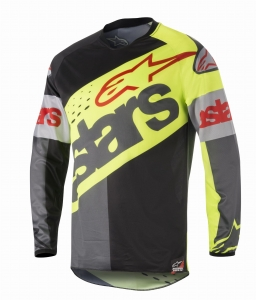 ALPINESTAR koszulka RACER FLAGSHIP 519 off-road