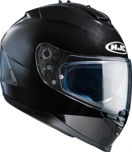 HJC kask IS-17 black metal