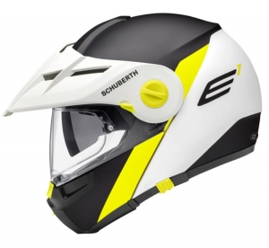 SCHUBERTH kask E1 GRAVITY yellow