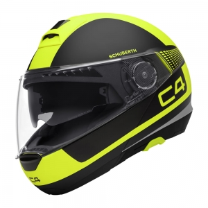 SCHUBERTH kask C4 LEGACY yellow